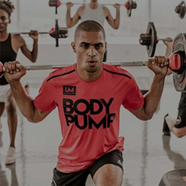 BODYPUMP and bone density study