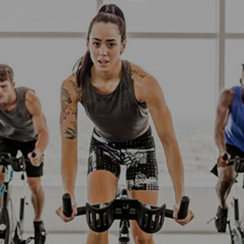 Indoor Cycling Fitness Classes