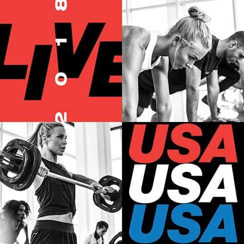 Les Mills Live USA 2018