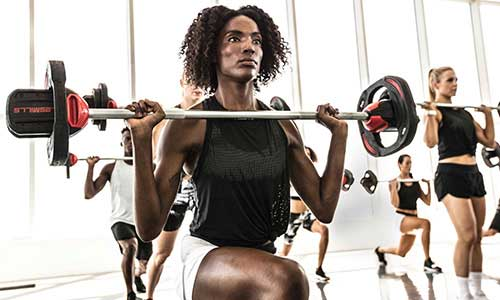 Build Strength with BODYPUMP