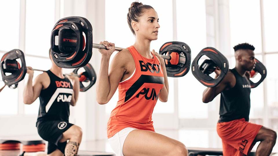 Calorie burn – Fitness Research – Les Mills