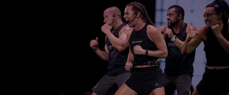 BODYCOMBAT HIIT Workout - Les Mills India
