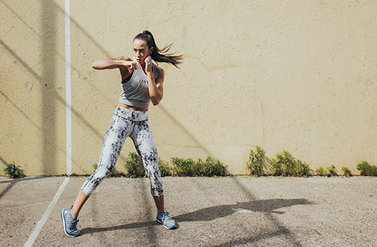 Fitness styling