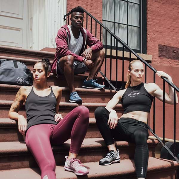 REEBOK + LES MILLS CLOTHING