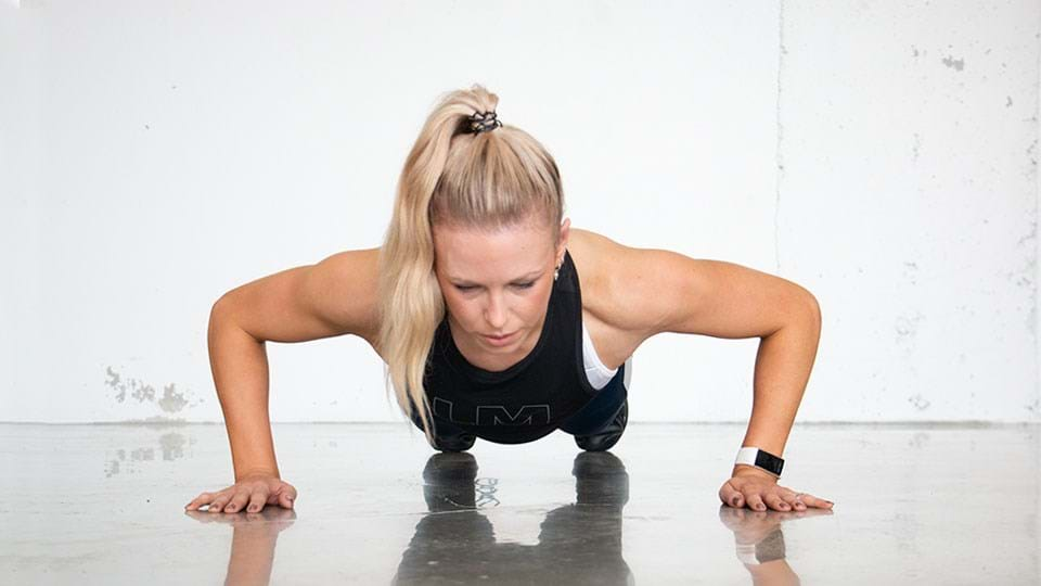 Three ways to do better push-ups – Fit Planet