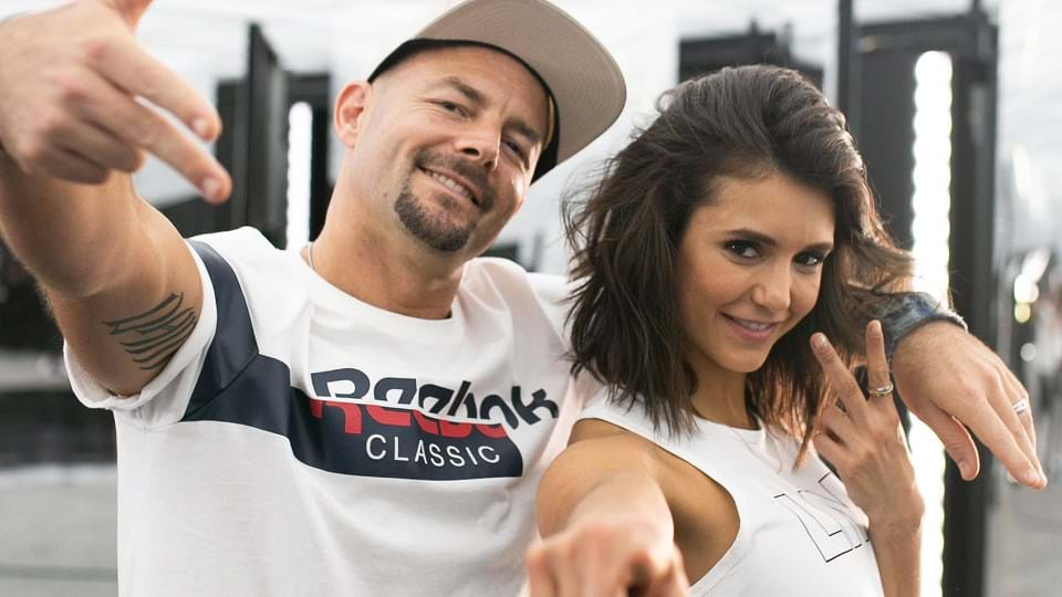 Nina Dobrev and Gandalf Archer Mills dance collaboration – Fit Planet 70870c5e93a