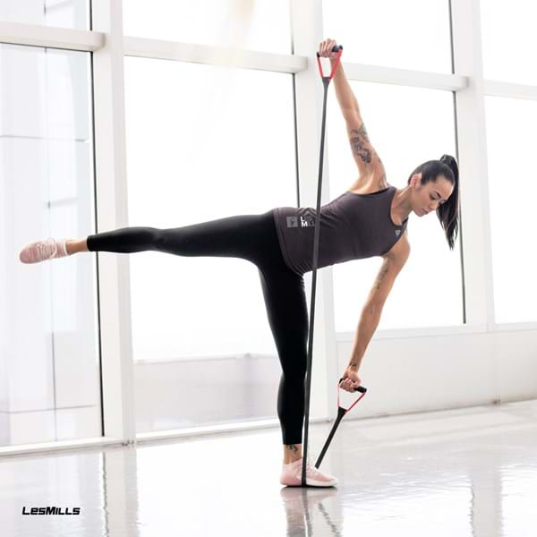 BECOME A LES MILLS INSTRUCTOR