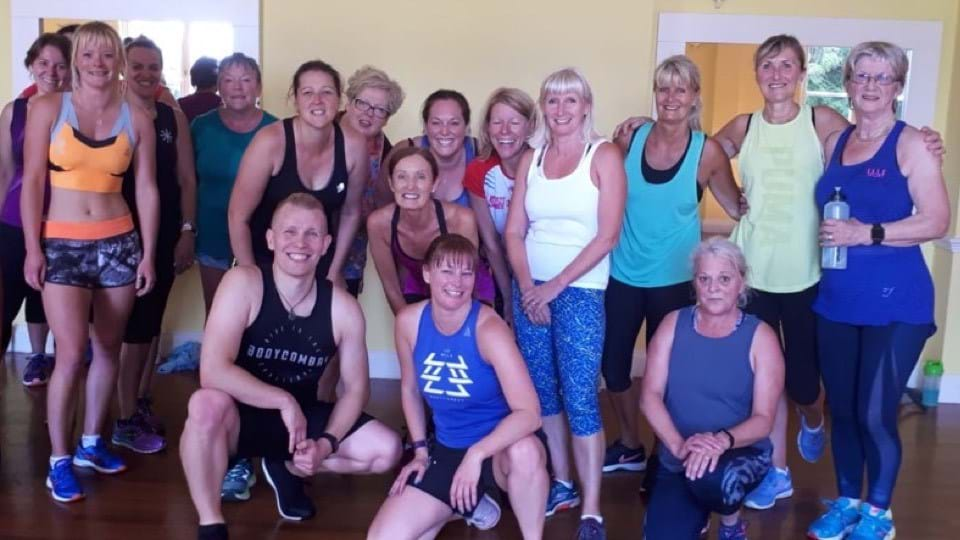 Ive Joined Gyms Before But Never Stuck It Out Says Becky A Regular In Hazel Davies BODYCOMBAT TM Class Its So Rare To Find Super Fit