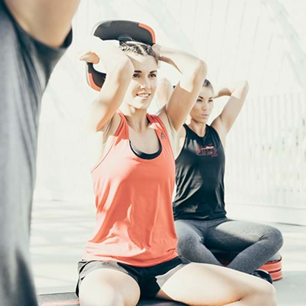 BODYPUMP and Active Aging