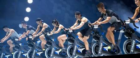 RPM – Indoor Cycling Fitness Classes – Les Mills