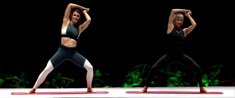 Bodybalance Yoga Based Fitness Les Mills