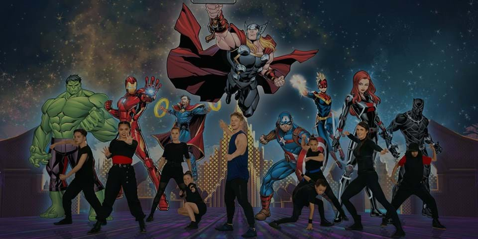 LES MILLS AND MARVEL