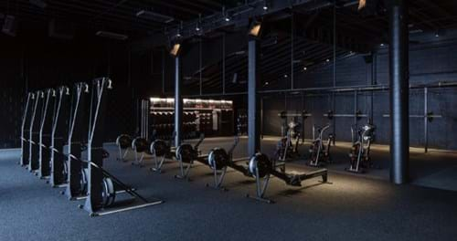 New studio at Les Mills Auckland