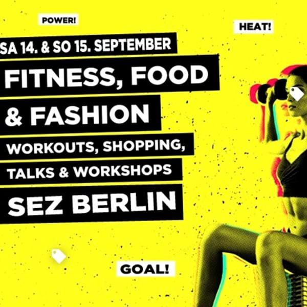 URBAN FIT DAYS BERLIN 14. & 15.09.2019