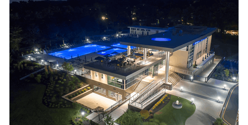 Studio Fifty Five, Saudi Arabia is one of Rudy's well-known projects