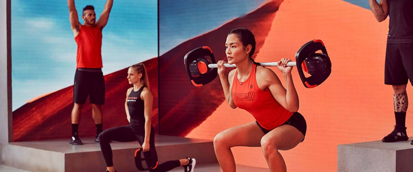 BODYPUMP – Group Barbell Workouts – Les Mills