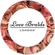 Love Braids London Logo