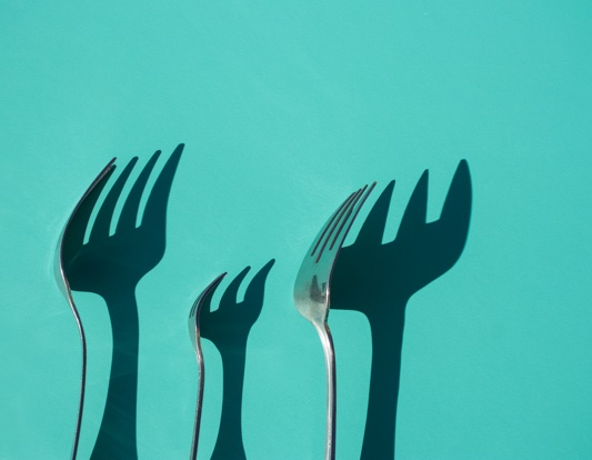 Image of forks