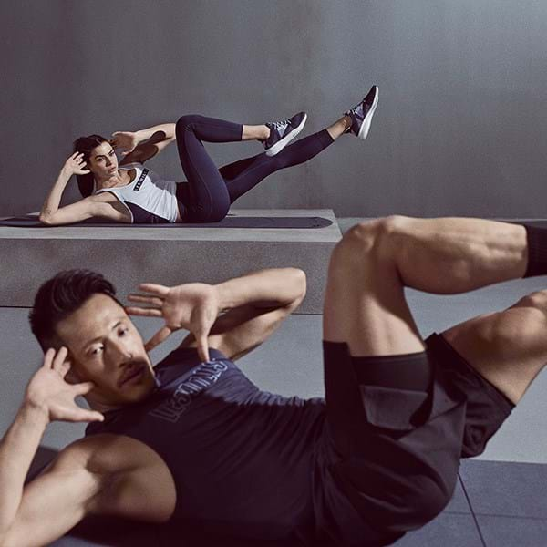 Les Mills Running and Core Training Study