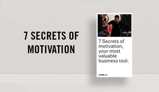 7 Secrets of Motivation
