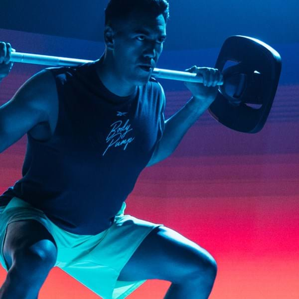 Squat load and depth in BODYPUMP