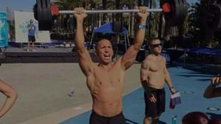 Participants at the IDEA Summer Games competed for the title of LES MILLS GRIT™ champion