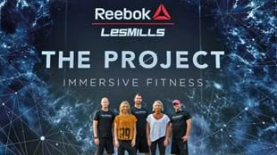 IMMERSIVE FITNESS™ hit Stockholm before continuing on its European Summer tour.