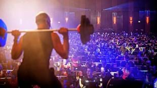 BODYPUMP™ kicks off at the Reebok / LES MILLS ™ Superquarterly in Germany