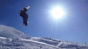 Corrah Phillips is New Zealand's 2014 National Junior snowboarding champion.