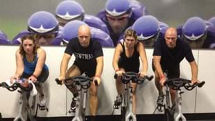 Some of the Evergreen instructors teaching RPM™