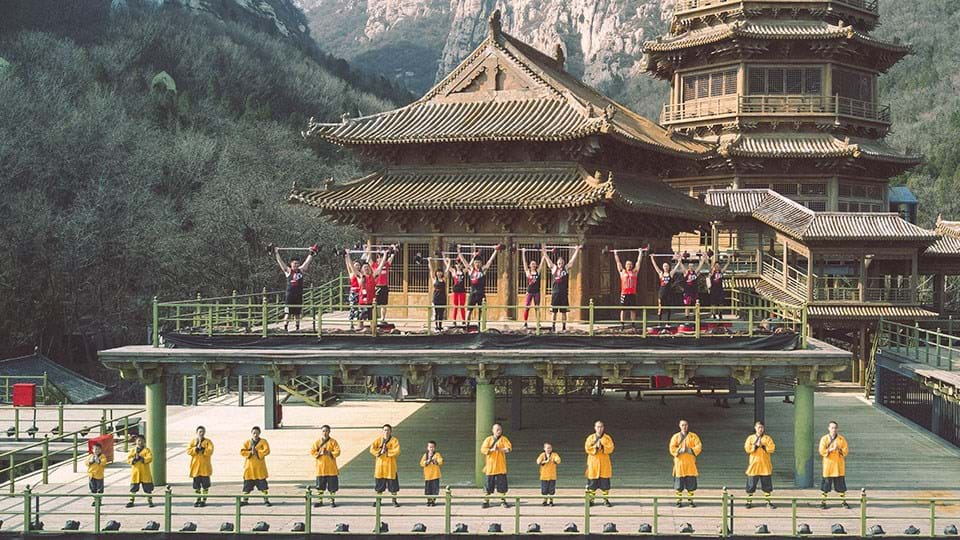 Image result for shaolin temple