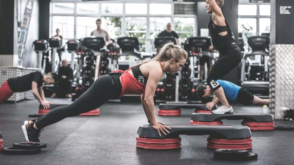 Building strength with bodyweight exercises - Les Mills