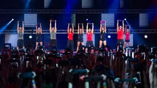 The BODYPUMP™ Super Saturday presenter team