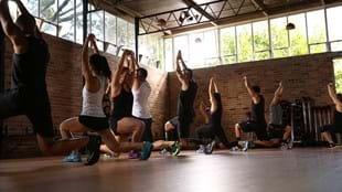 LES MILLS GRIT™ participants showed vast improvements in body composition.