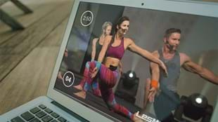 Workout at home-free 10 day trial