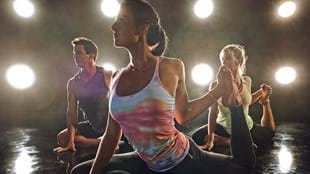 BODYBALANCE™ featuring clothing from Reebok and Les Mills.