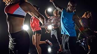 Clothing from Reebok and Les Mills that's ideal for BODYJAM™ and SH'BAM™.