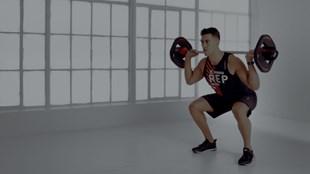 Hot squats