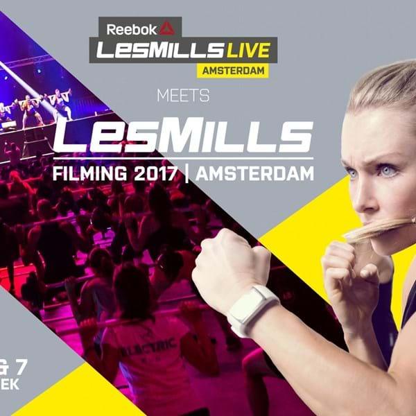 Reebok Les Mills Live