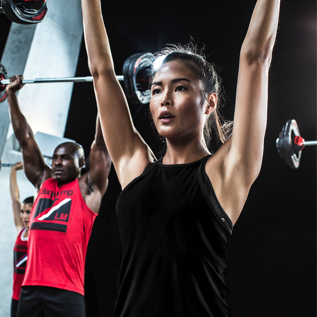BODYPUMP – Group Barbell Workouts – Les Mills US