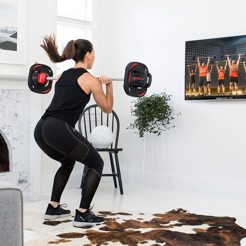 Work out any time with LES MILLS On Demand – At Home Workouts