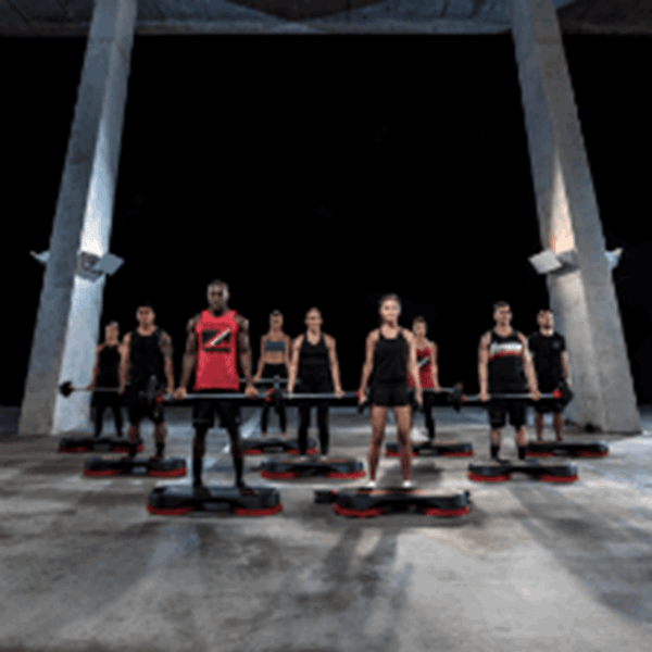 The effect of BODYPUMP on middle-aged adults study
